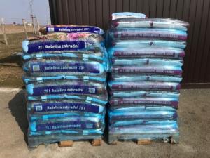 prodej rašeliny pro pěstování borůvek